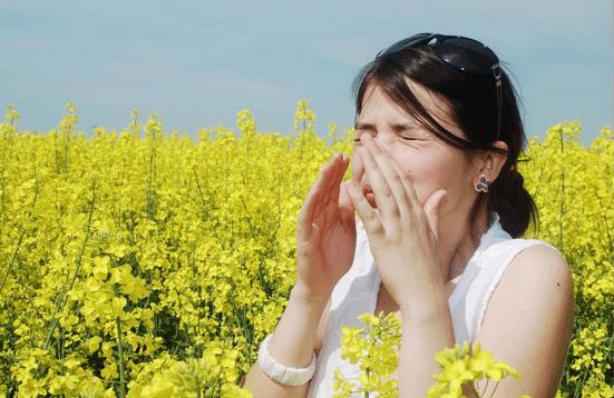 pollen grains pollutant sneezing के लिए इमेज परिणाम