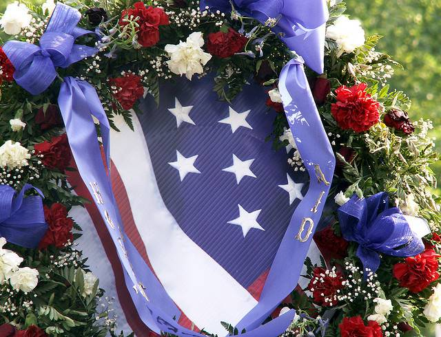 Popular Flowers To Honor Those Who Have Served Our Country