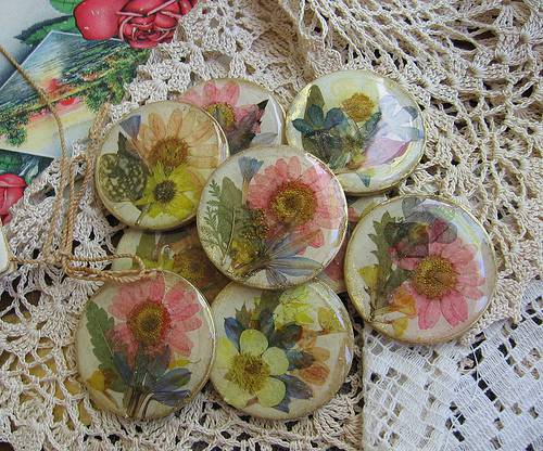 Crafts Using Dried Roses